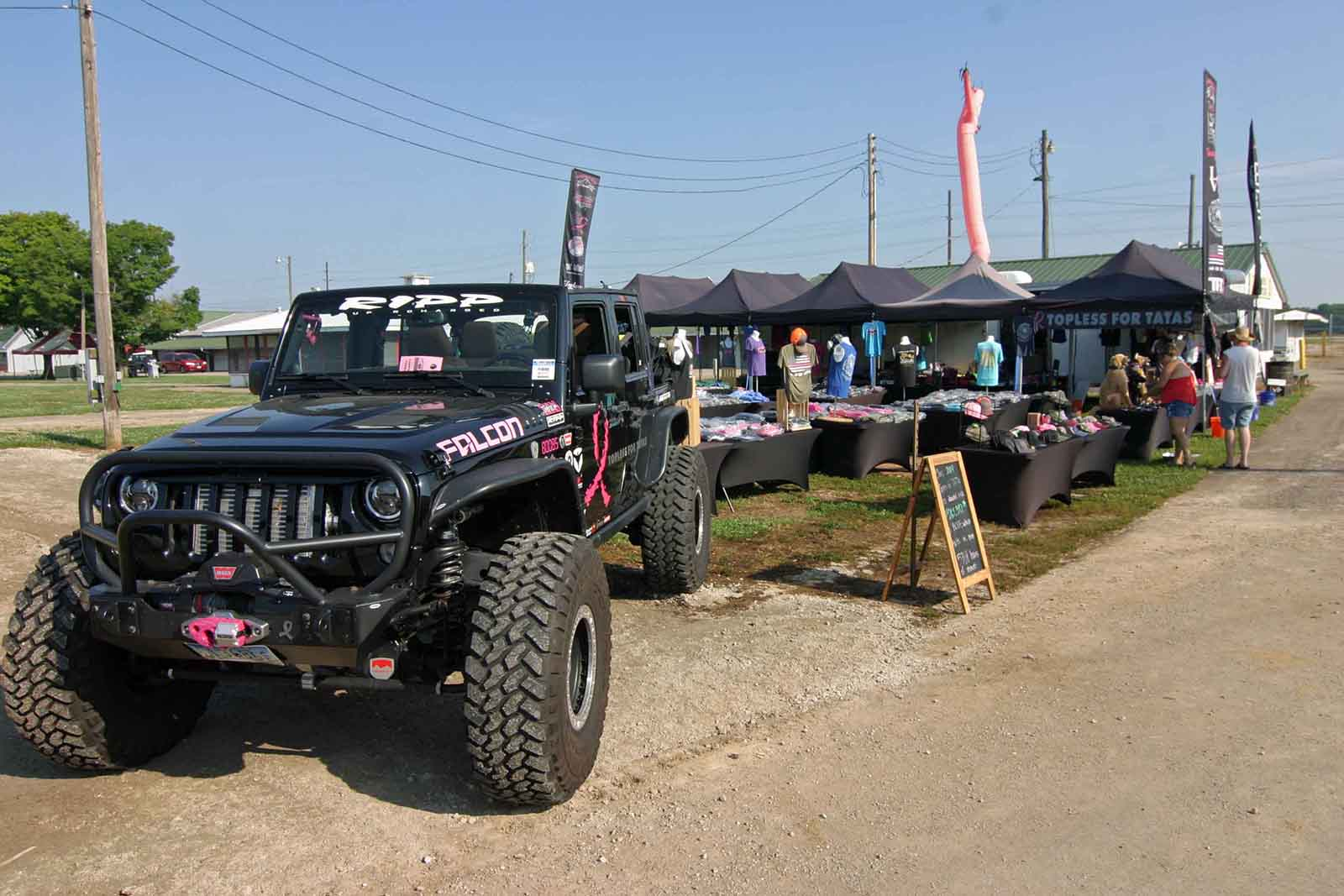 Ohio Jeep Fest